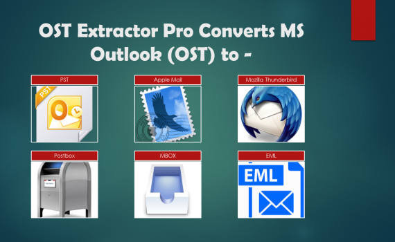 Recreate OST file in Outlook