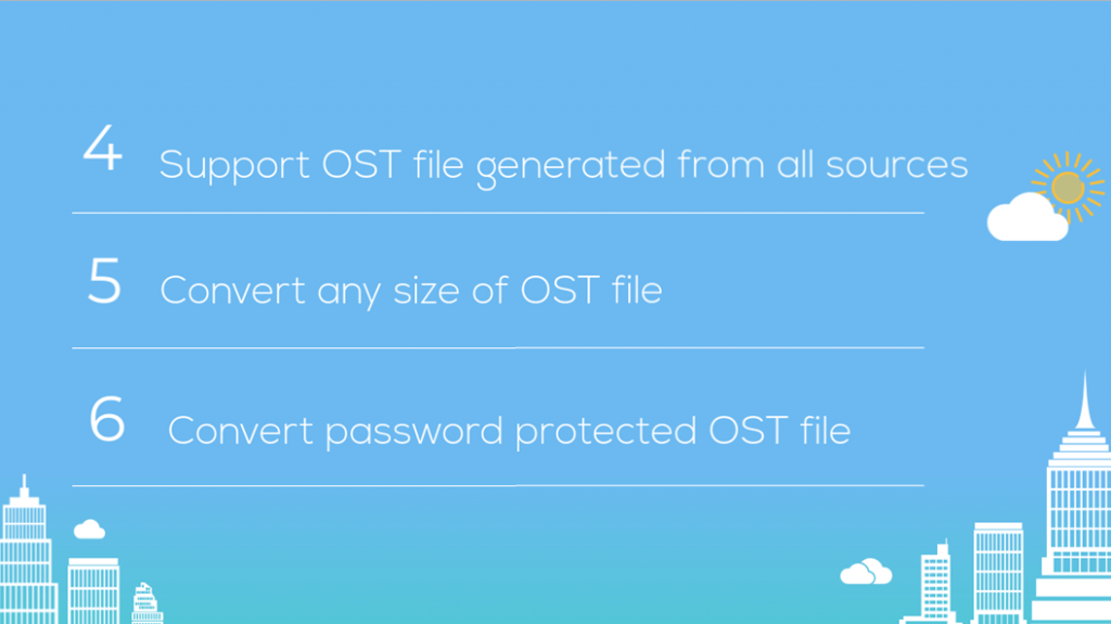 open an ost file in outlook
