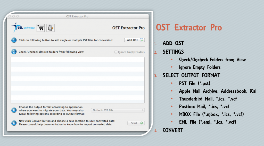 Convert OST to MBOX Mac without wreaking havoc on your